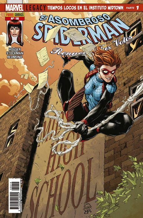 El Asombroso Spiderman: Renueva Tus Votos  16