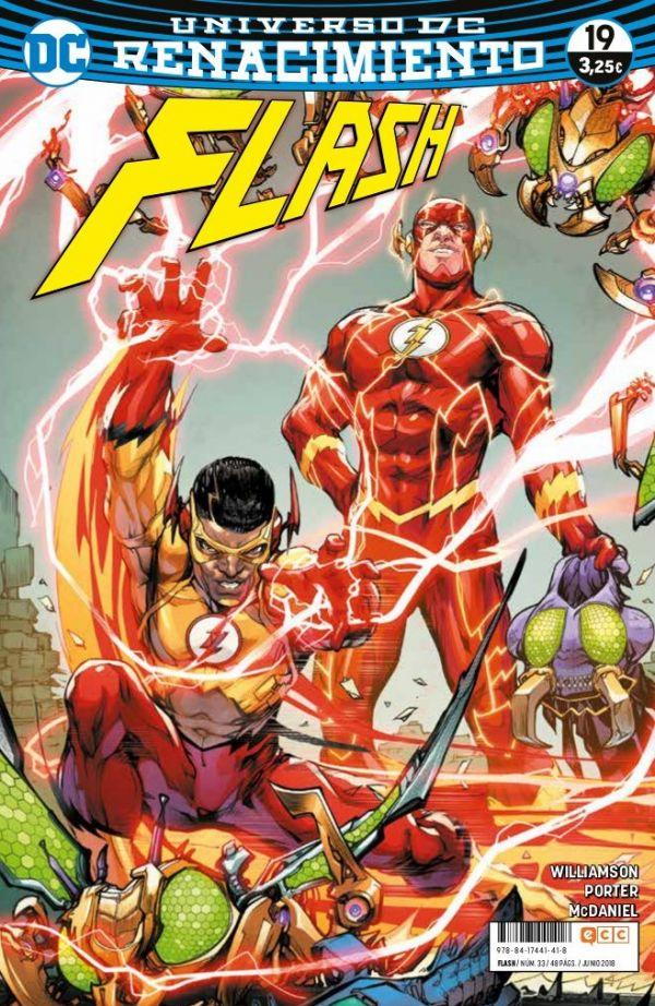 Flash núm. 19 (Renacimiento)
