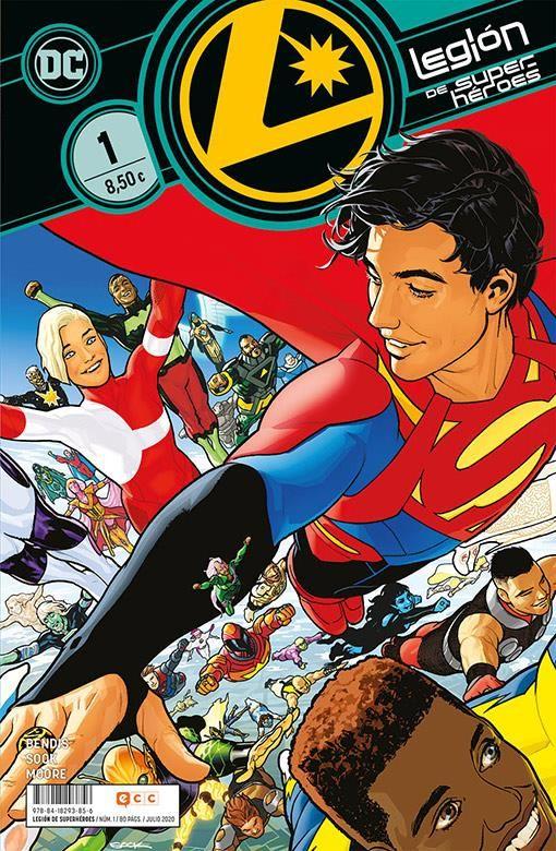 Legión de Superhéroes 01