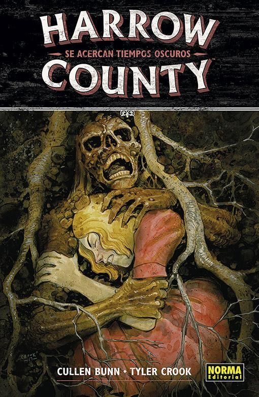 HARROW COUNTY 07 (DE 08)