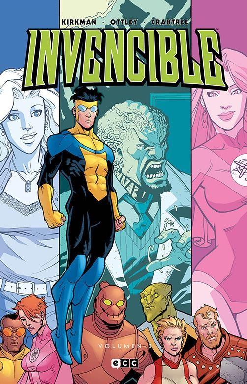 Invencible vol. 03 (de 12)