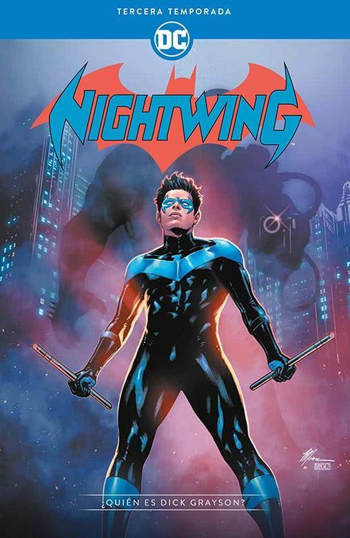 Nightwing: Tercera temporada - ¿Quién es Dick Grayson?