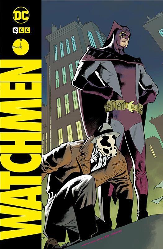 Coleccionable Watchmen 12 (de 20)