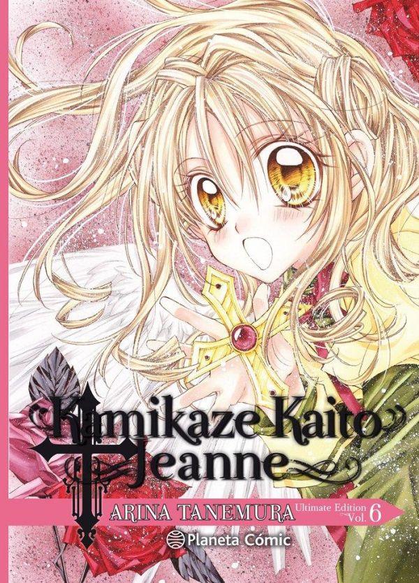 Kamikaze Kaito Jeanne Kanzenban 06 (de 6)