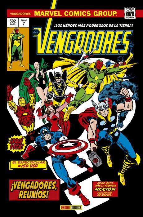 OMNIGOLD LOS VENGADORES 07