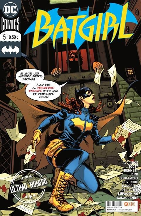 Batgirl núm. 05