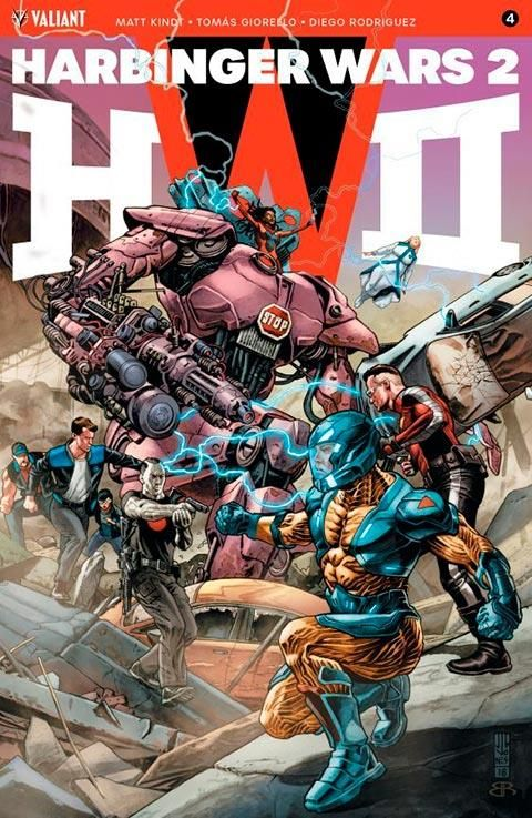HARBINGER WARS 2 04