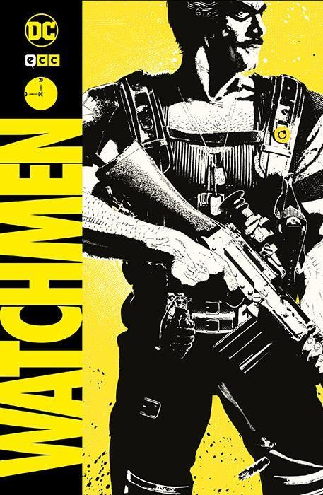 Coleccionable Watchmen 03 (de 20)