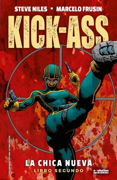 Kick-Ass. La chica nueva 02