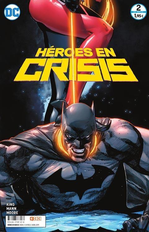 HÉROES EN CRISIS 02 (DE 09)