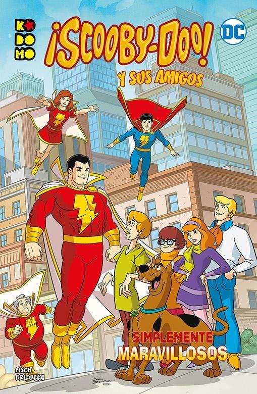 Scooby-Doo! y sus amigos Vol. 04 (SERIE EN TOMO)
