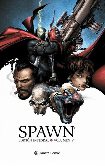 SPAWN INTEGRAL 05