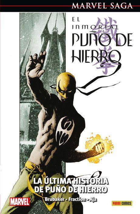 MARVEL SAGA. EL INMORTAL PUÑO DE HIERRO 01