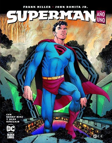SUPERMAN AÑO UNO. INTEGRAL