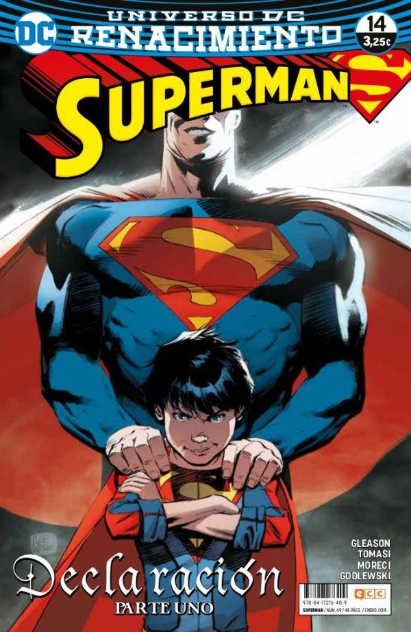 Superman núm. 14 (Renacimiento)