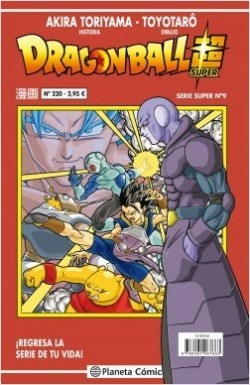 DRAGON BALL SUPER. SERIE ROJA 09