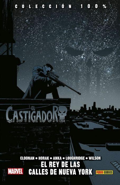 100% Marvel HC. El Castigador  03