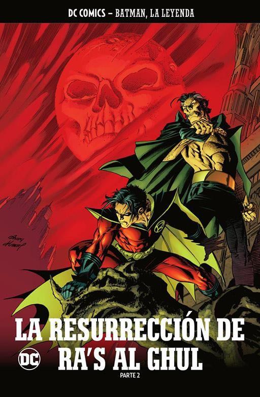Batman, la leyenda 46: La resurrección de Ra's Al Ghul Parte 2