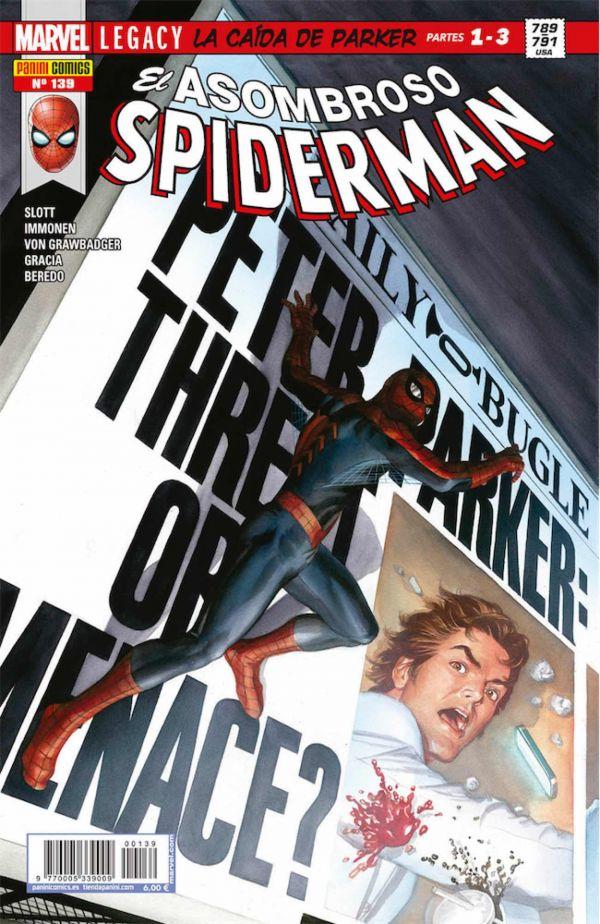 El Asombroso Spiderman 139