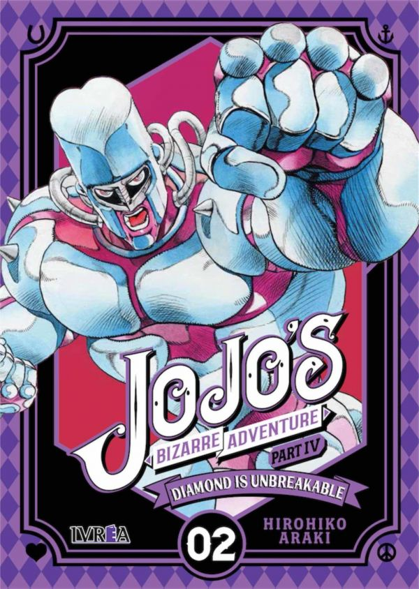 JOJO'S BIZARRE ADVENTURE. PART IV: DIAMOND IS UNBREAKABLE 02