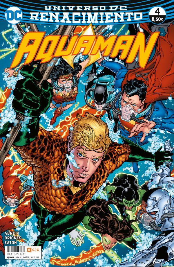 Aquaman núm. 04 (Renacimiento)