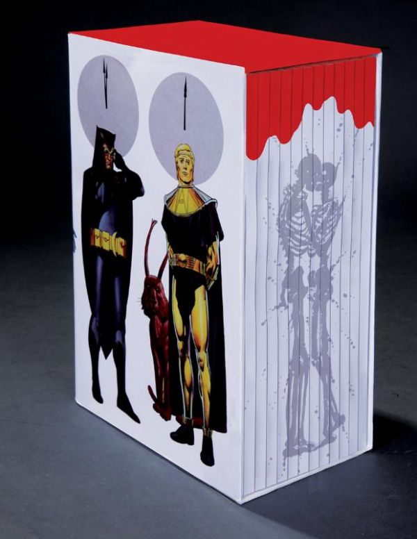 WATCHMEN COLLECTORS EDITION BOX SET -OFERTA 30%-