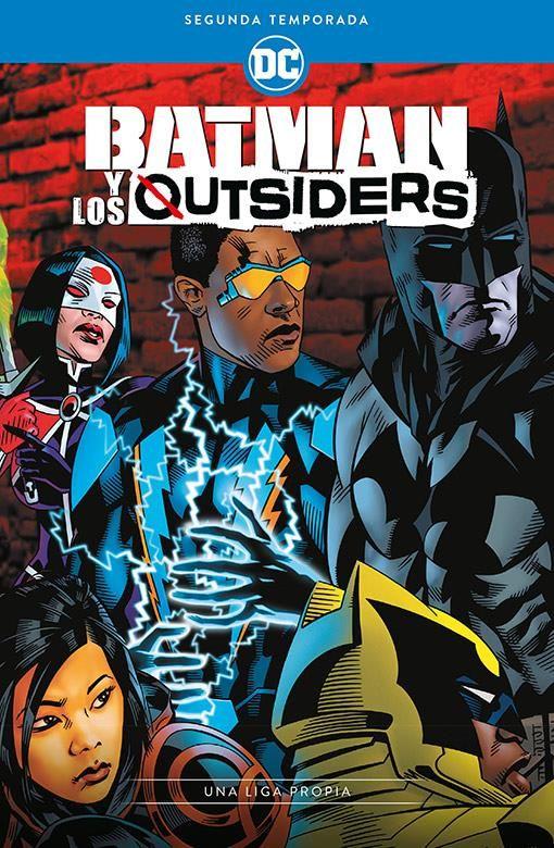 Batman y los Outsiders: Segunda Temporada - Una liga propia