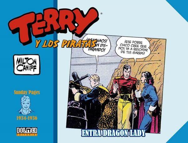 Terry y los Piratas: 1934-1936 Sunday Pages