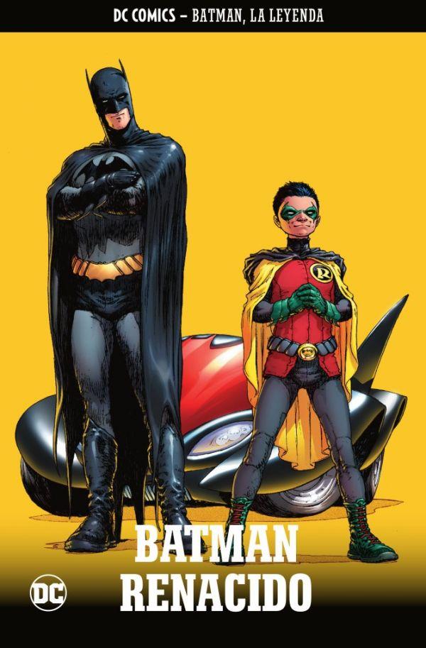 Batman, la leyenda núm. 11