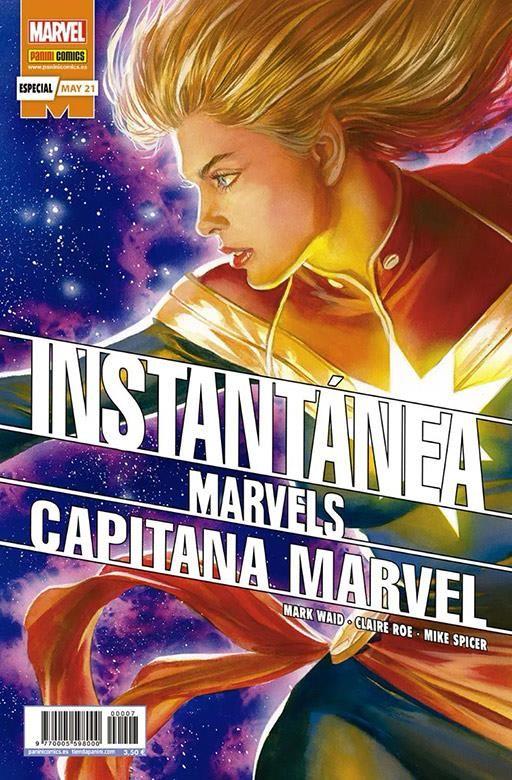 Instantánea Marvels 08. Capitana Marvel