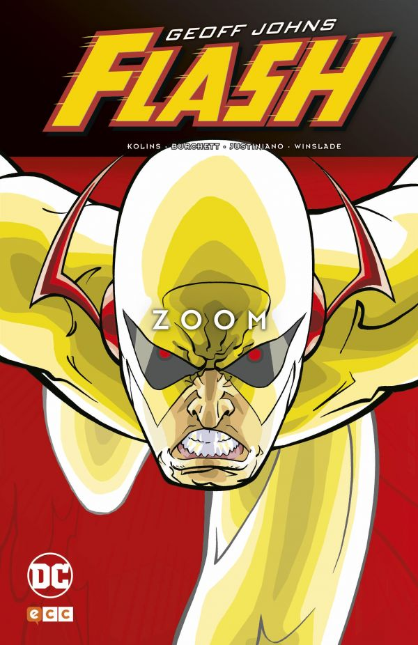 Flash de Geoff Johns 03: Zoom