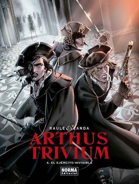 Arthus Trivium 4. El ejército invisible