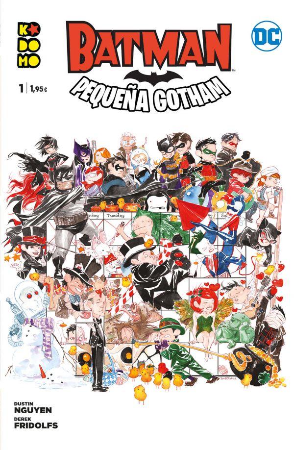 Batman: Pequeña Gotham núm. 01 (de 12)