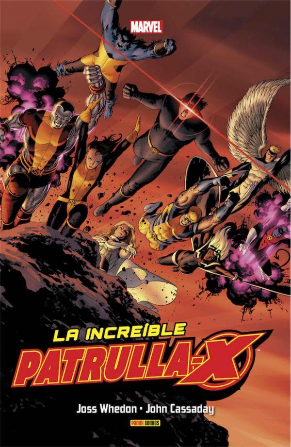 LA INCREÍBLE PATRULLA-X 02