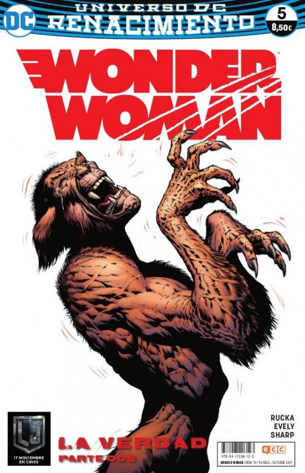 Wonder Woman núm. 05 (Renacimiento)