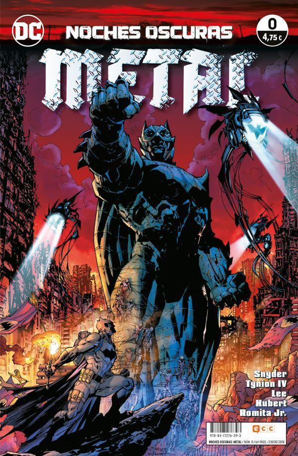 Noches oscuras: Metal núm. 0