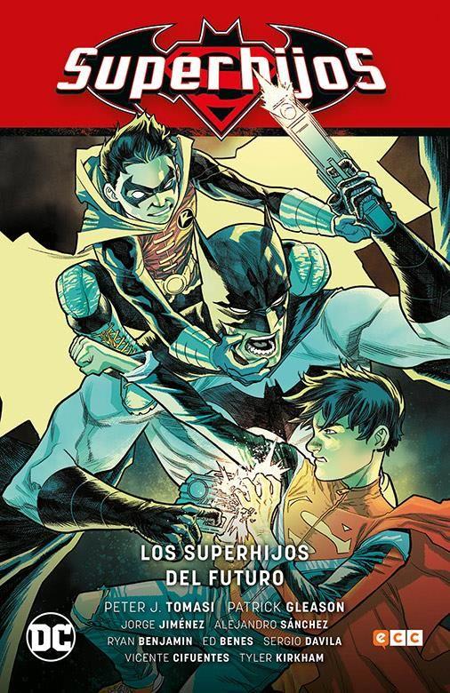Superhijos vol. 03: Los Superhijos del Futuro (Héroes en Crisis Parte 1)