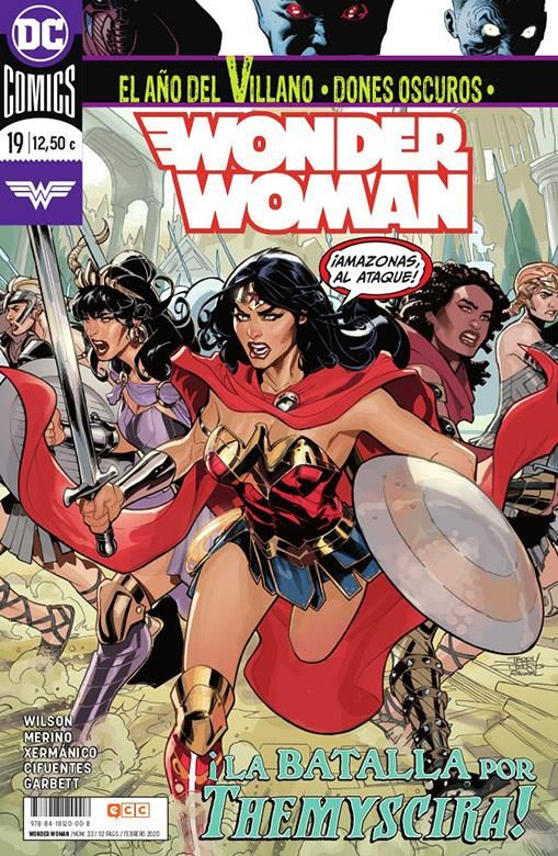 Wonder Woman núm. 19