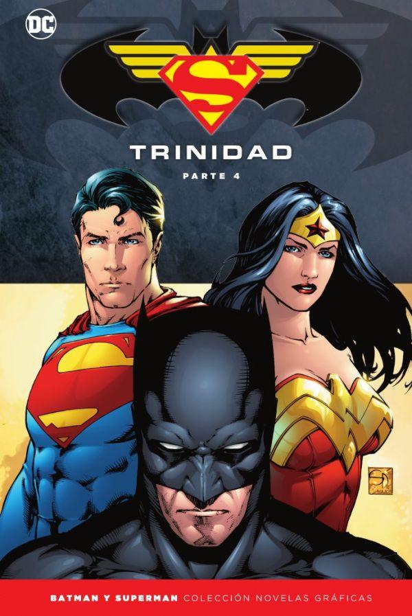 Batman y Superman - Colección Novelas Gráficas Especial: Trinidad (Parte 4)