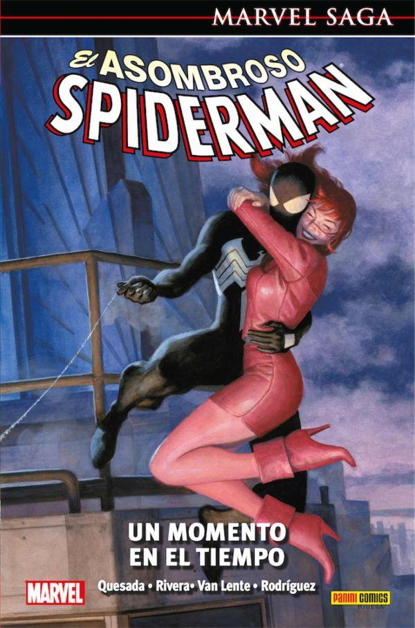 MARVEL SAGA. SPIDERMAN 29