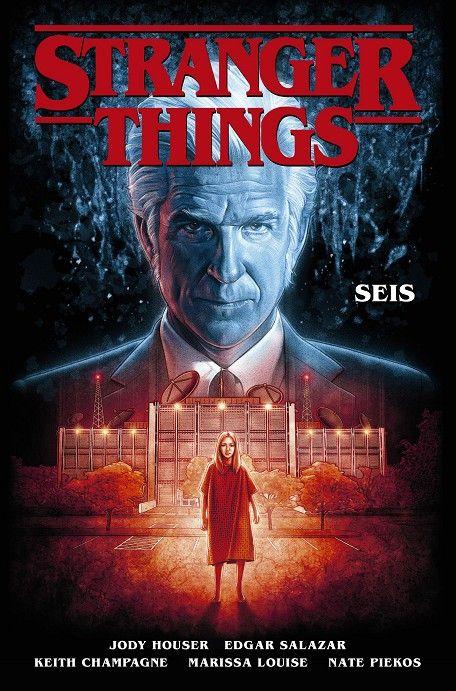 STRANGER THINGS 02 :SEIS