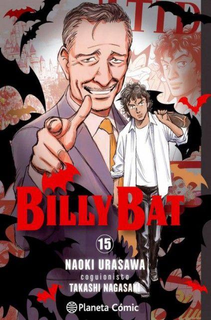 BILLY BAT 15