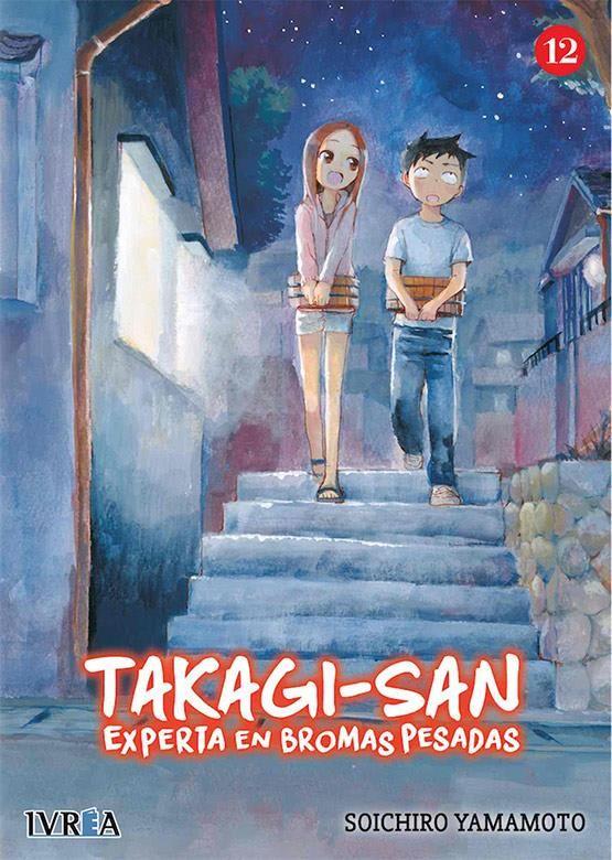 Takagi-san. Experta en bromas pesadas 12