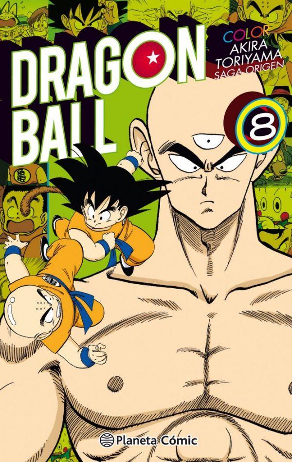 DRAGON BALL COLOR. SAGA ORIGEN 08