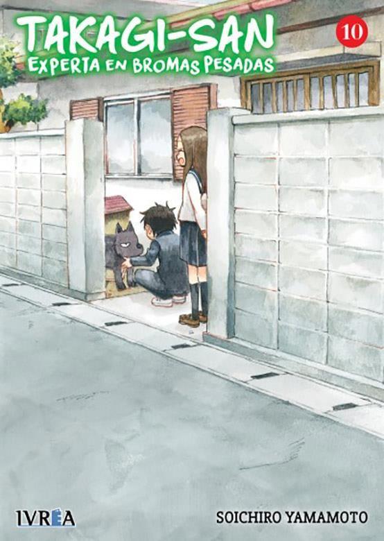 Takagi-san. Experta en bromas pesadas 10