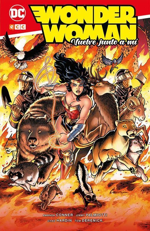 Wonder Woman: Vuelve junto a mí