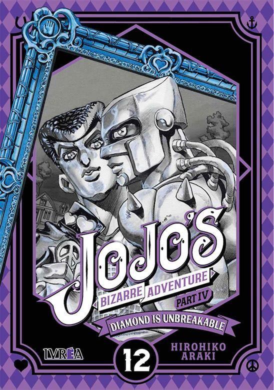 JOJO'S BIZARRE ADVENTURE. PART IV: DIAMOND IS UNBREAKABLE 12
