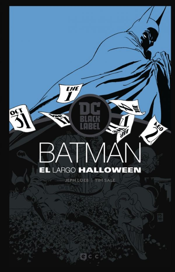 Batman: El largo Halloween – Edición DC Black Label