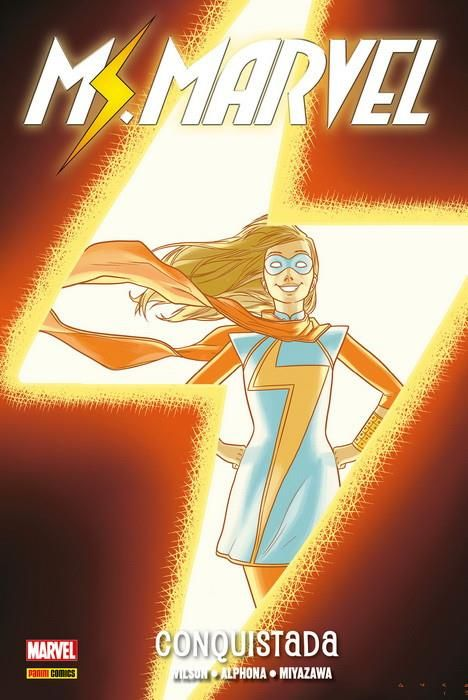 Ms Marvel 02. Conquistada