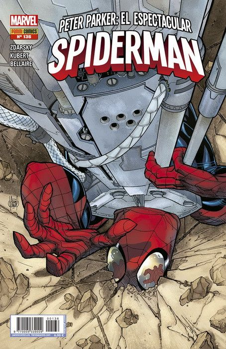 Peter Parker: El Espectacular Spiderman  136